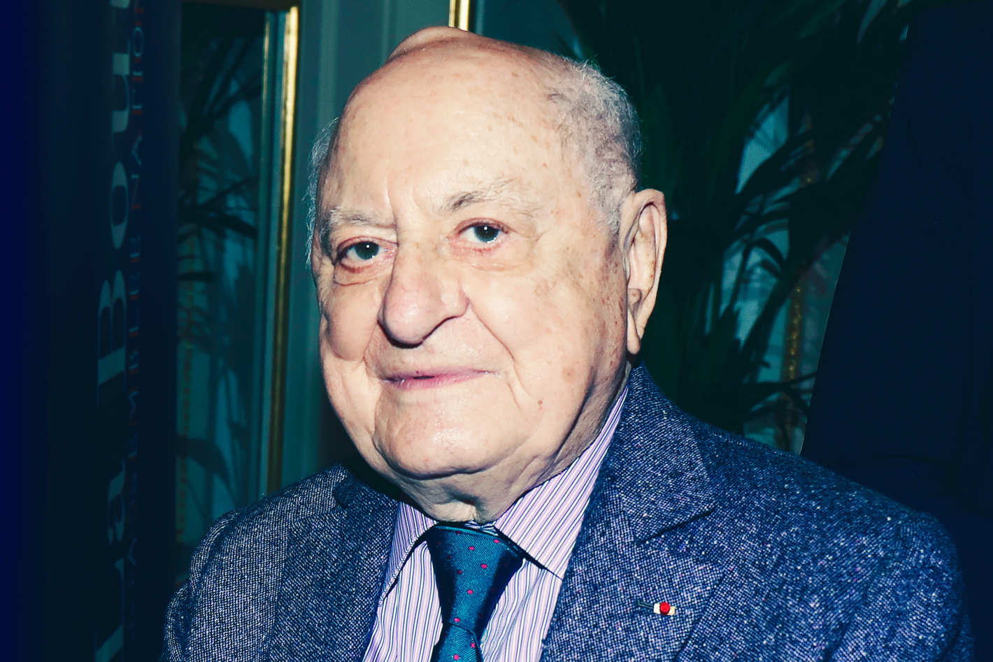 Fashion icon, Saint Laurent's partner, Pierre Bergé dies at 86