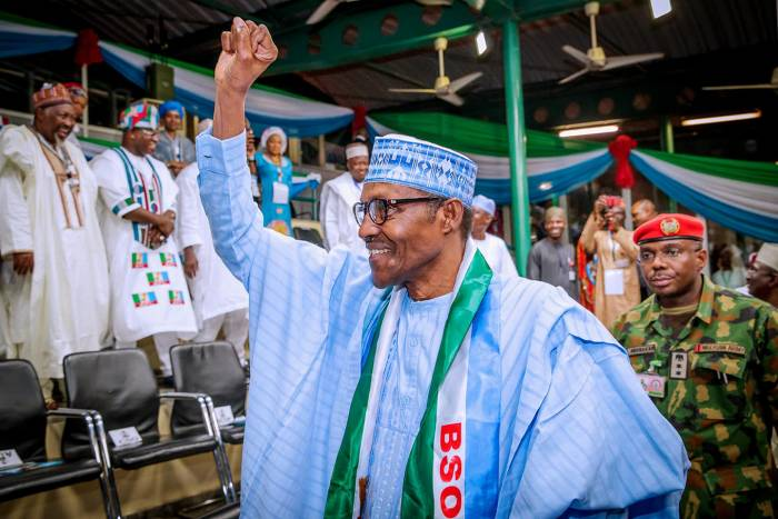 Presidential Inauguration: FG declares May 29 Public Holiday