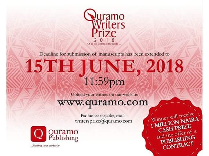 Quramo Writers' Prize picks top five manuscripts