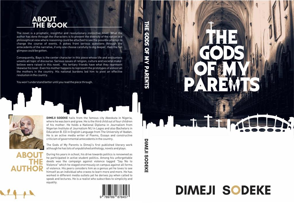 Book Review: The Gods of My Parents By Olansile Ajetunmobi Umar