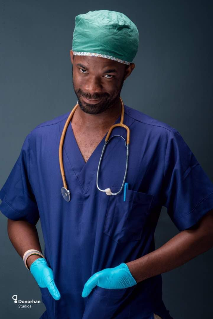 Nigerian comedians are not better off than us – Ghanaian comedian, iD James Brown