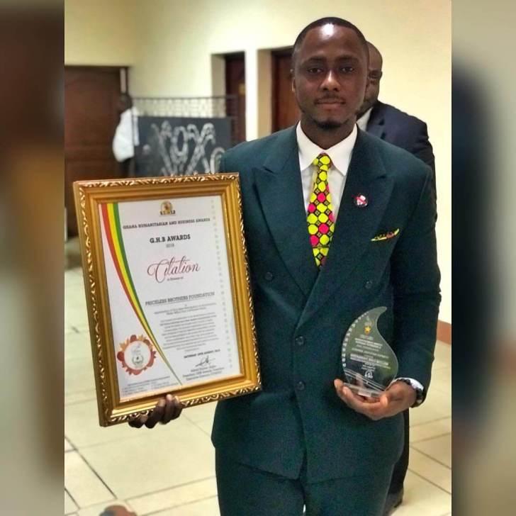 Meet Edwin Elikem Amenyeawu, Ghanaian Engineer who designed, constructed Nightclub on river