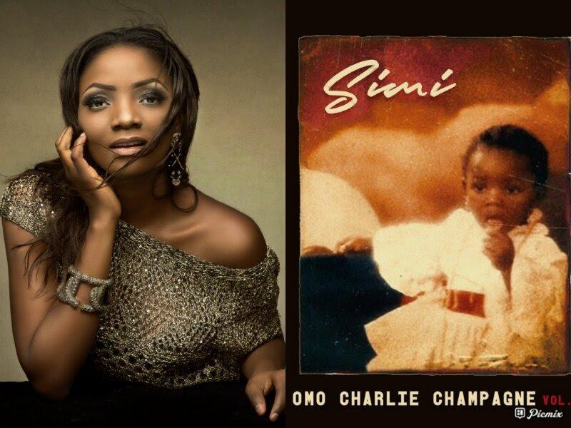 "Simi drops sophomore album ""Omo Charlie Champagne"" on birthday day"