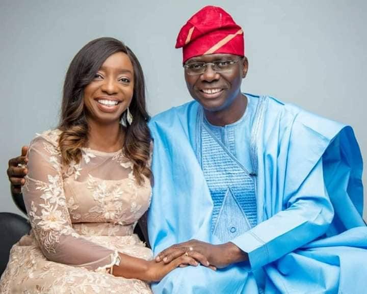 My husband will live up to expectations – Ibijoke Sanwo-Olu